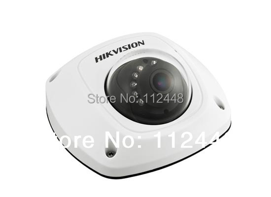 HIKVISION 3 Meagpixel IR Mini Dome Network Camera, DS-2CD2532F-I Full HD 1080P IP Dome Camera, Support POE