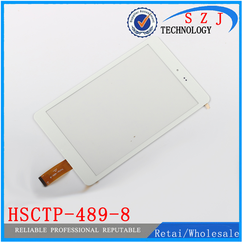 New 8'' inch Tablet PC hsctp 489 8 For touch screen Panel win8.1 intel tablet screen handwritten hsctp-489-8 Free Shipping 10pcs 8 inch 8 wire resistance handwritten touch screen amt98466 184 141 free shipping