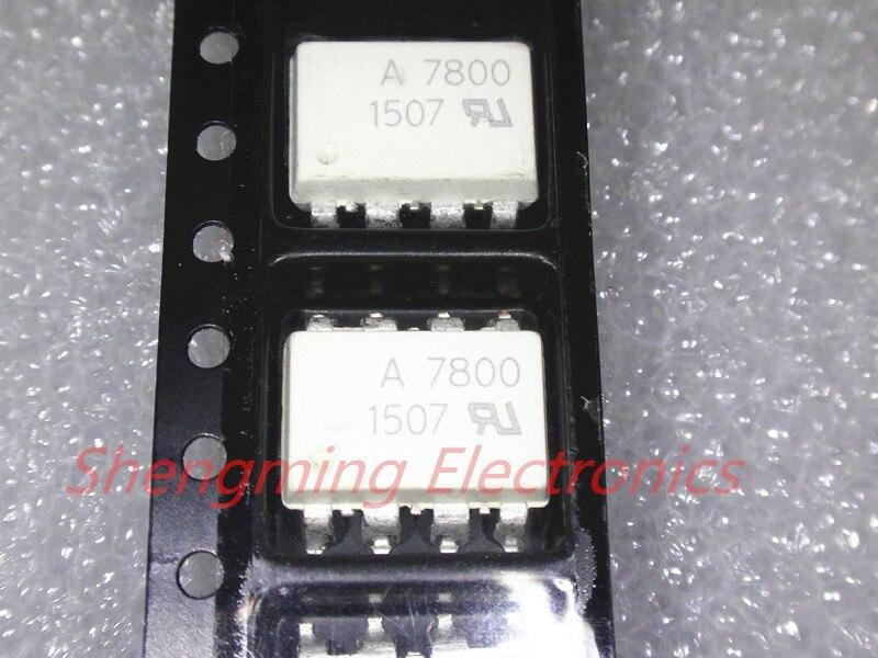 50PCS A7800 HCPL 7800A A7800 SOP 8