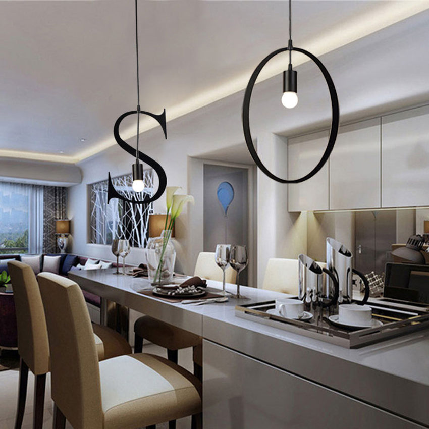 study room lighting. aliexpresscom buy hot sale 26 pcs letters diy iron pendant lightingindustrial style bar restaurant cafe study room creative suspension lamp light from lighting i