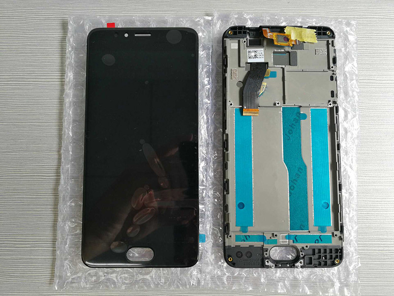AAA Quality LCD+Frame For MEIZU M5S Lcd Display 5.2 Inch Screen+Digitizer Touch screen  For MEIZU M5S M612h LCD