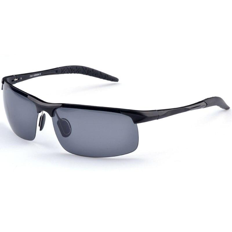 Vega biker fresco del conductor de aluminio y magnesio polarizadas gafas de sol