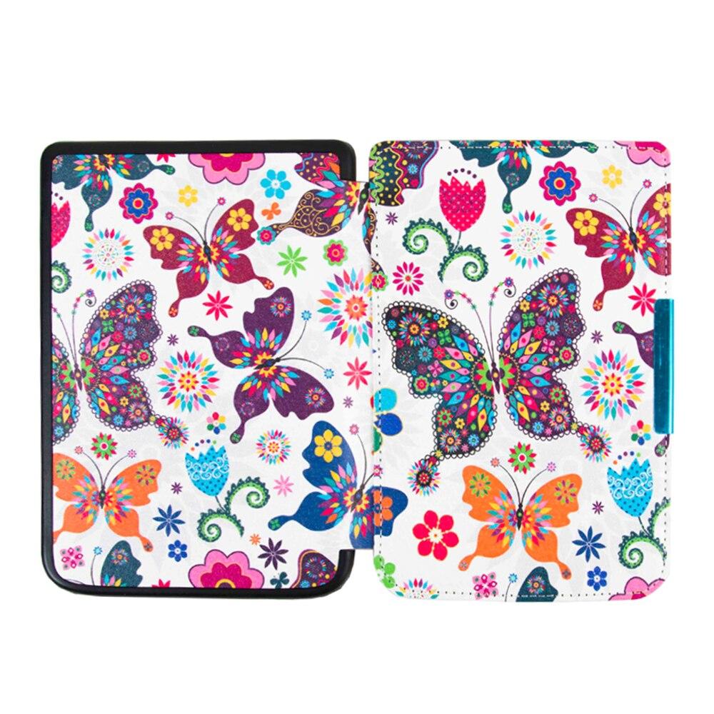 PU ledertasche für pocketbook 641 aqua 2 für pocketbook Aqua ereader + freies geschenk