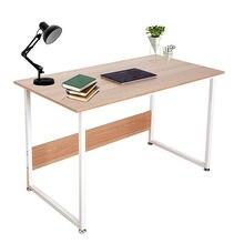 цена на Computer Desk Furniture Writing Desk Laptop Table for Home Study Workstation