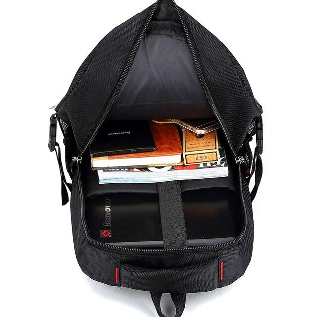 Men Backpack Men's Travel Bags Male Multifunction 15.6inch Laptop Rucksack Waterproof Oxford Computer Backpacks for Teenager Boy 4