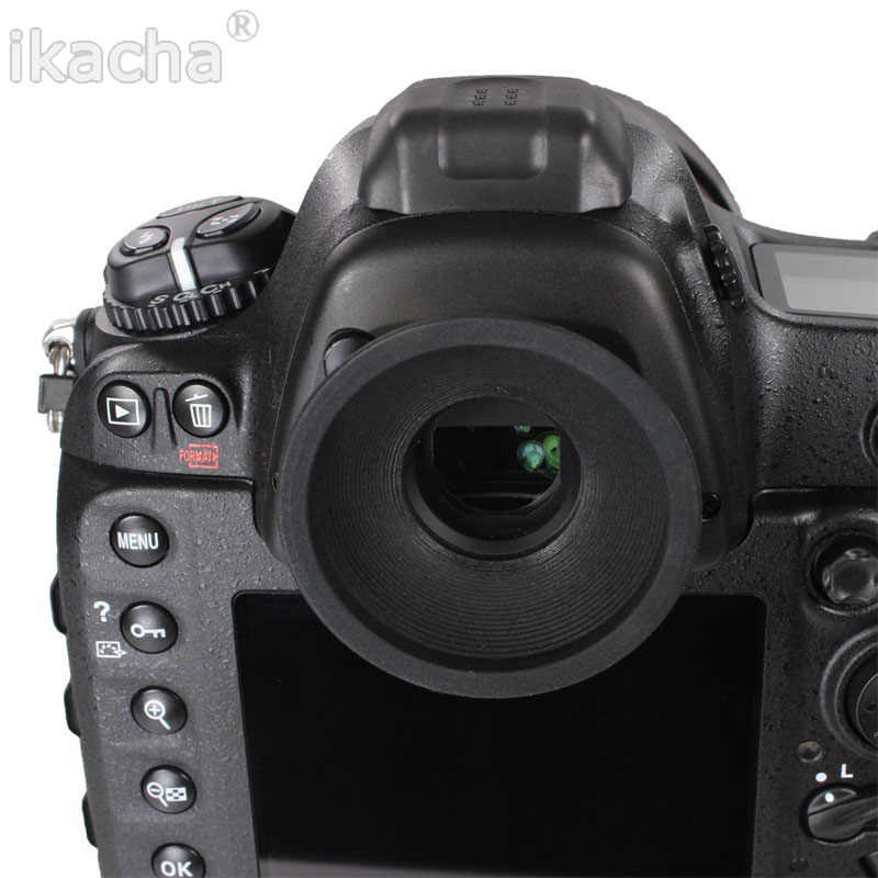 DK-19 المطاط كوب فنجان العين العدسة العدسة لنيكون d800 d700 d3 d4 d3 f5 f4 كاميرا