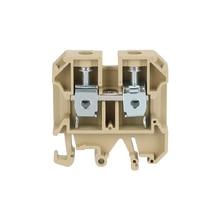 10 шт. SAK-16EN вместо Weidmuller винт соединителя соединения din-рейку клеммные блоки SAK16EN