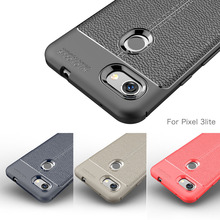 Carbon Fiber Case For Google Pixel 3 / Pixel3 Soft Cover 2 XL 3XL 3A,3A Phone Coque Fundas Etui