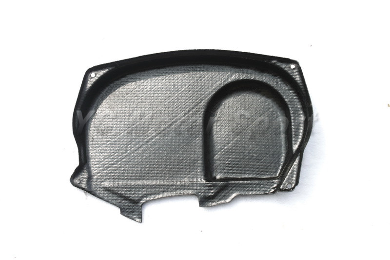 Car Accessories Carbon Fiber Mivec Cam Cover Fit For 2006-2007 EVO 9 Cam Cover Car-styling