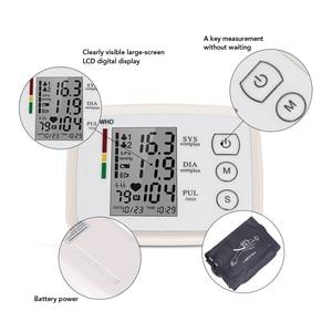 Image 3 - Oliecoスマート自動アーム血圧モニターbp血圧計圧力計計眼圧計家族の健康ケアモニター