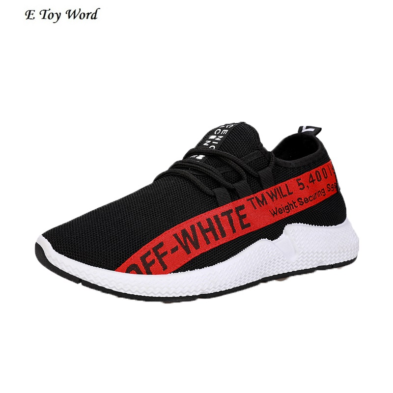 Men Casual Shoes Breathable Black Men Shoes Casual Footwear Loafers Zapatos Hombre Casual Shoes Men Trainers Drop Shipping uexia men casual shoes lightweight breathable flats men shoes footwear loafers zapatos hombre casual shoes men chaussure homme