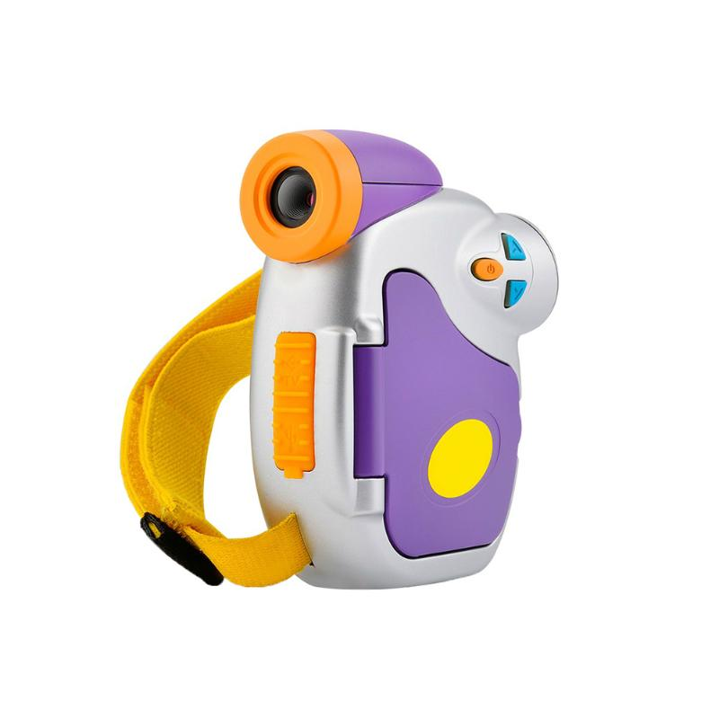 Mini Portable Cute Digital Video Camcorder 5MP 720P 1080P DV Video Cameras 4X Digital Zoom Shooting Camera for Children Kids