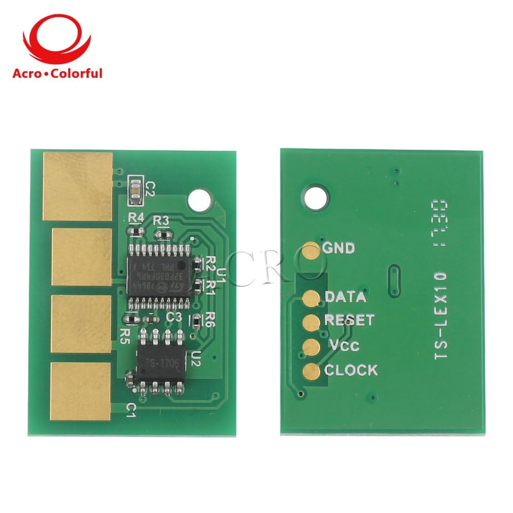 9 Karat Universal Toner Reset Chip Für Lexmark E260 E360 E460 X463 X464 X466 Laser Drucker Patrone Professionelles Design