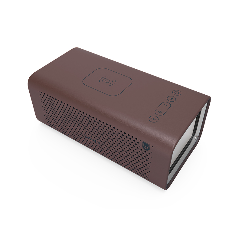 Mini Bluetooth Speaker Portable Wireless Speaker Sound System 3D Stereo Music Surround Support Bluetooth,TF AUX USB - 2
