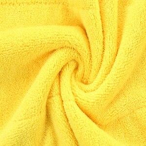 Image 3 - 1pc 30*30/30*40/30*60 洗車タオルマイクロファイバーカークリーニング乾燥布マイクロファイバー洗濯乾燥タオル強力な厚いぬいぐるみ