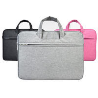 11 13 14 15 15 6 Inch Business Laptop Briefcase Bag Multiple Use Computer Notebook Bag