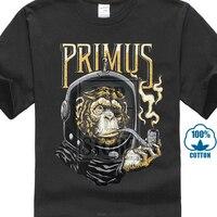 Primus Astro Monkey черная футболка Xs 2xl мужские футболки модные крутые