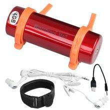 Subacuática impermeable 4 GB MP3 WMA Reproductor de Natación de Agua
