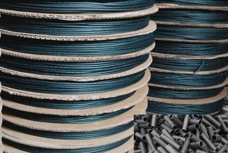 Купить с кэшбэком 10M PET Heat Shrink Tubing Insulation Sleeves 14MM-30MM Black Environmental Heat Shrink Sleeve Plastic Shrink Shrink Tube