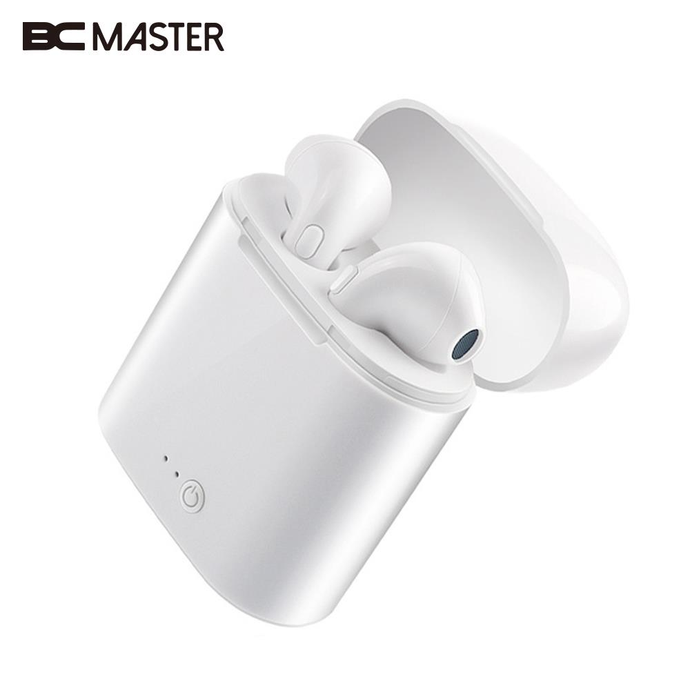 i7s TWS Wireless Bluetooth Earphone Stereo Earbud Headset Headphone With Charging Box For airpods xiaomi