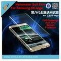 Для S6 край мягкой тпу полное покрытие фильм Новый ТПУ мягкая anti-взрыв-экран протектор для Samsung Galaxy S6 egde S6 край плюс