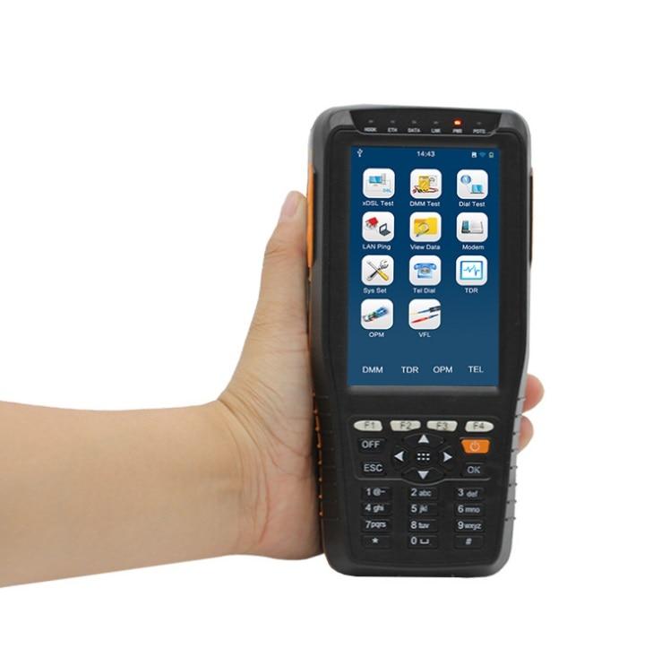 Haute Performance VDSL VDSL2 Testeur ADSL WAN & LAN Testeur xDSL Test Equipment Installation et Entretien Outils Instrument