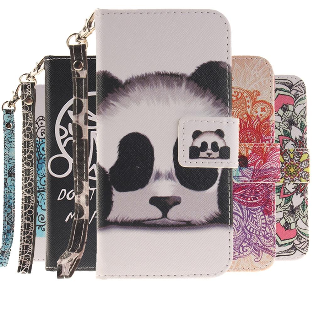 Galleria fotografica For Samsung J3 Case Flip Leather Cover For Coque Samsung Galaxy J3 2016 Case Cover 6 J320 Fundas Etui Card Holder Wallet