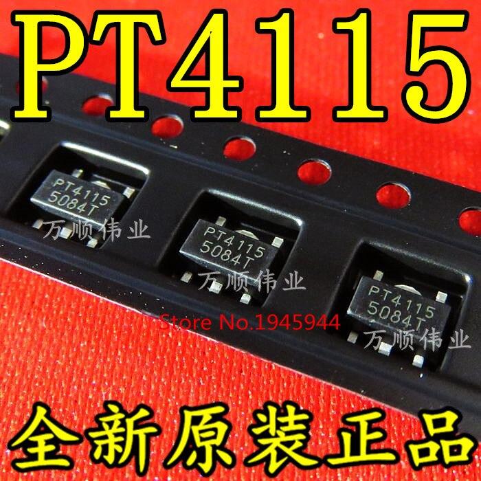 1000pcs/lot PT4115B89E SOT89-5 PT4115 SOT SMD