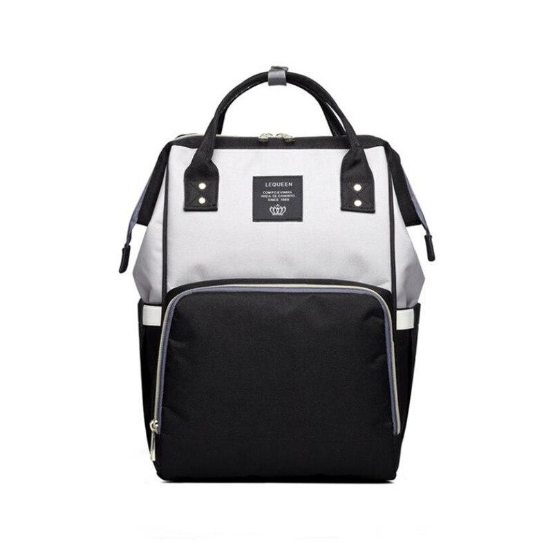 Image 3 - Рюкзак для подгузников, сумка для мам, Большая вместительная сумка для мам и детей, многофункциональные водонепроницаемые уличные дорожные сумки для подгузников для ухода за ребенком-in Сумки для подгузников from Мать и ребенок