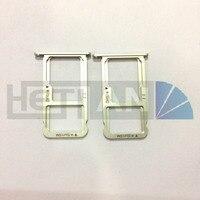 10PCS New Nano SIM Card Tray Holder Slot Adapter Parts For Huawei honor 8 Moible phone honor 8