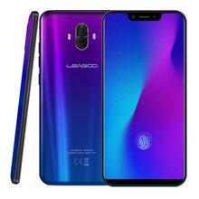 Глобальная версия LEAGOO S10 P60 Восьмиядерный 6 ГБ 128 ГБ 6,21 «19:9 u-вырезка мобильного телефона 20.0MP 4050 мАч 9 В/2A Android 8,1 смартфон 4G