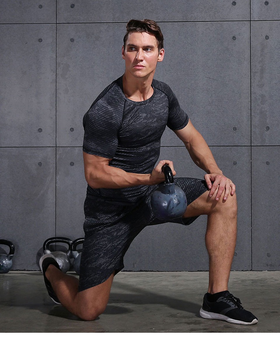 VANSYDICAL Running Shorts Men Sport Mens Marathon Gym Shorts Quick Dry Training Soccer Tennis Workout GYM Shorts Tenis Masculino 19