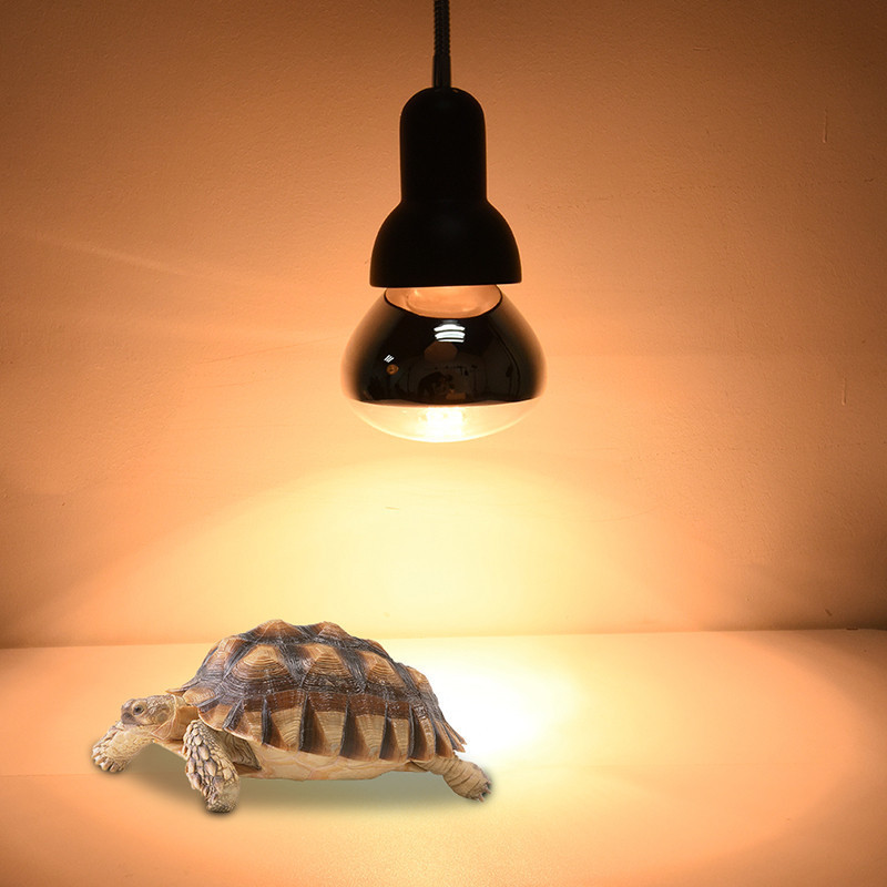E27 250W Animal Breeding Lamp Heating Light Water-proof/Anti-explosion Infrared Heat Lamp Bulb AC 220V