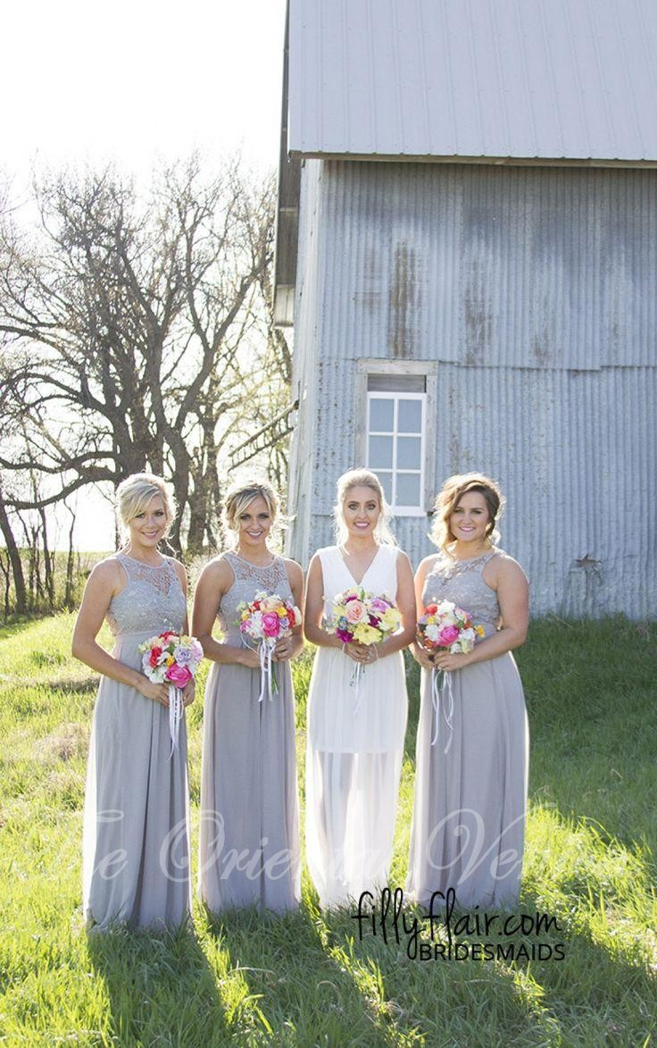 2017 country style cheap bridesmaid dresses grey blue pink ivory 2017 country style cheap bridesmaid dresses grey blue pink ivory lace chiffon expire waist maternity long beach bridesmaid dress in bridesmaid dresses from ombrellifo Choice Image