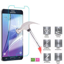 2.5D 0.26mm 9H Tempered Glass Screen Protector For Samsung Galaxy S7562 S7262 G355H G313H G350 i9082 i8262 i8552 Protective Film(China)