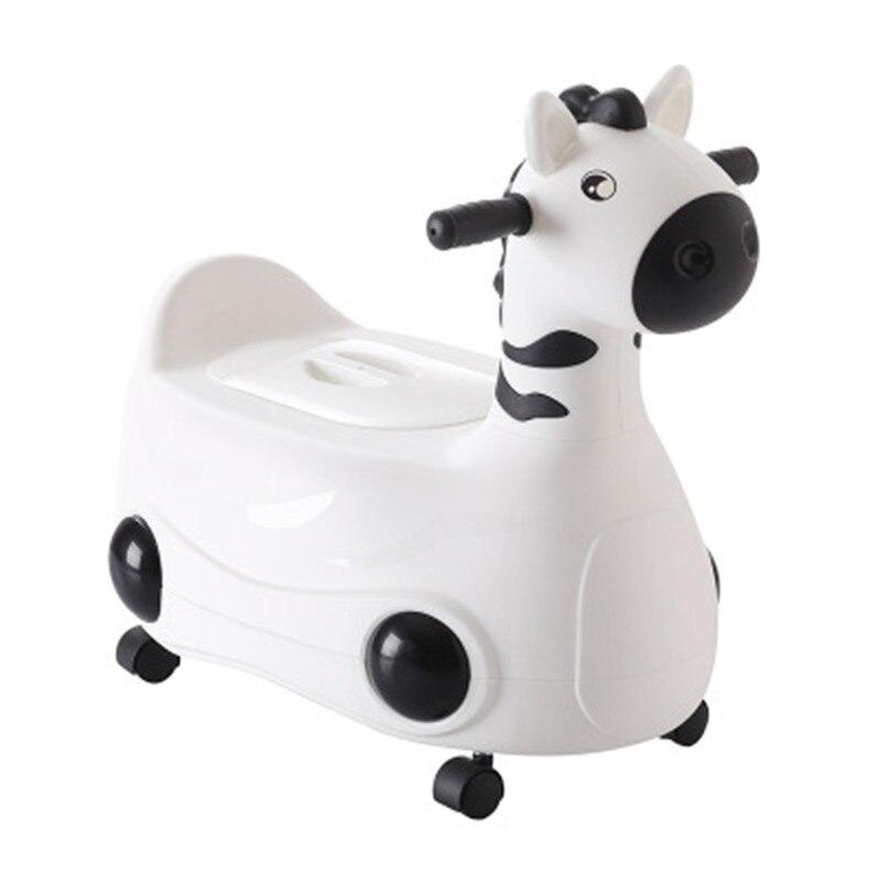 Baby Training Potties Portable Convenient Travel Urinal Kid Potty Girl Boy Cartoon Toilet Vehicular Multifunction 2 in 1 Urinal