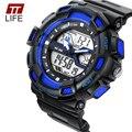 2016 TTLIFE Shock Resistant Mens Watches Top Brand Luxury Couple's Digital Quartz Watches Women Wrist Watches relogio masculino