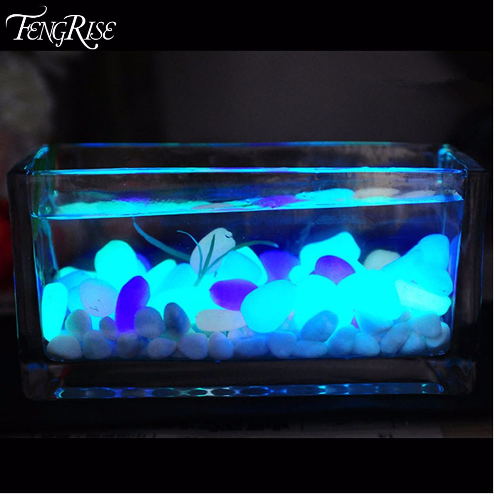 Online buy wholesale 150g aquarium from china 150g for Glow in dark fish