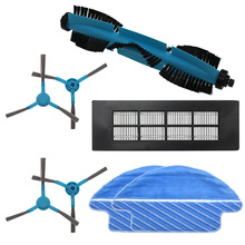 Nowy główny szczotka szczotka boczna filtr HEPA mop do Cecotec Conga 3090 odkurzacz automatyczny