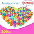Baby Playpen  Pool Balls 100pc Wholesale Ball Pit Balls Colored Plastic Balls