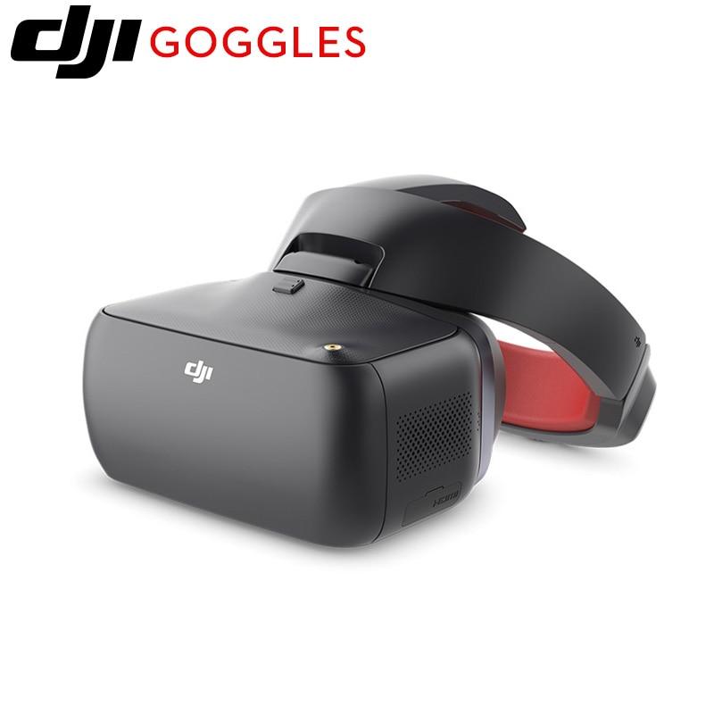 ¡En STOCK! Gafas de DJI Racing edición gafas VR para DJI Mavic pro de DJI Phantom 4 Pro Plus DJI Inspire 2 RC-in FPV gafas de bucear from Productos electrónicos    1