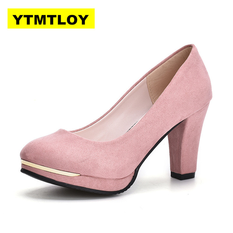 2019 Hot  New Toe Platform Women Pumps 9cm Sexy Extremely High Heels Shoes Red Dress Wedding Pumps Woman