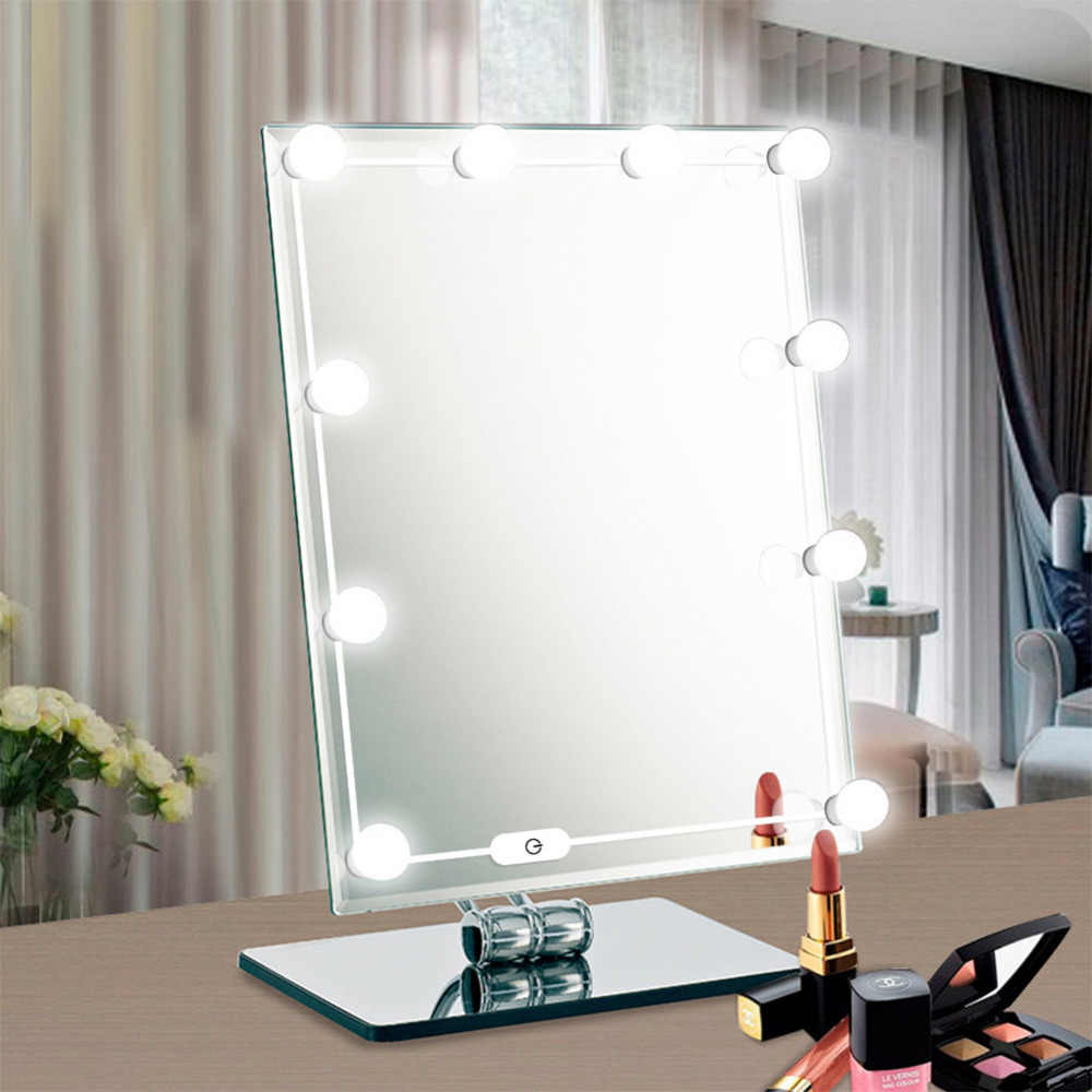 Coquimbo 10 Leds Vanity Mirror Lights Kit With Dimmable