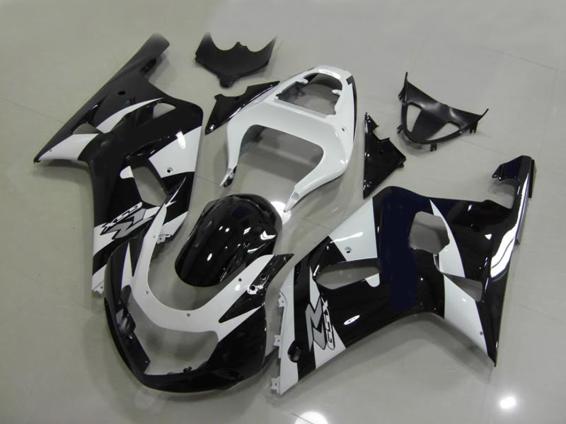motorcycle fairing kit for suzuki gsxr600 750 01 02 03. Black Bedroom Furniture Sets. Home Design Ideas