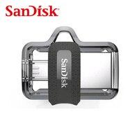 Sandisk Extreme Dual OTG USB Flash Drive 32GB High Speed 130MB S 150MB S PenDrives USB3