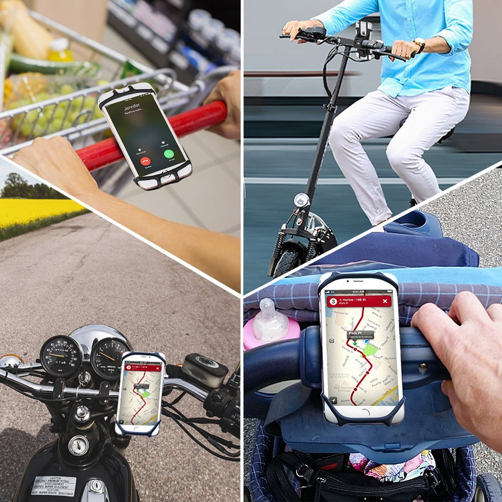 Tablet PC Bike Cycle Bicycle stroller handle Mount Holder Apple New iPad 1 2 3