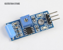 SW-420 Motion Sensor Module Alarm Sensor Module Vibration Switch For Arduino 3.3V To 5V