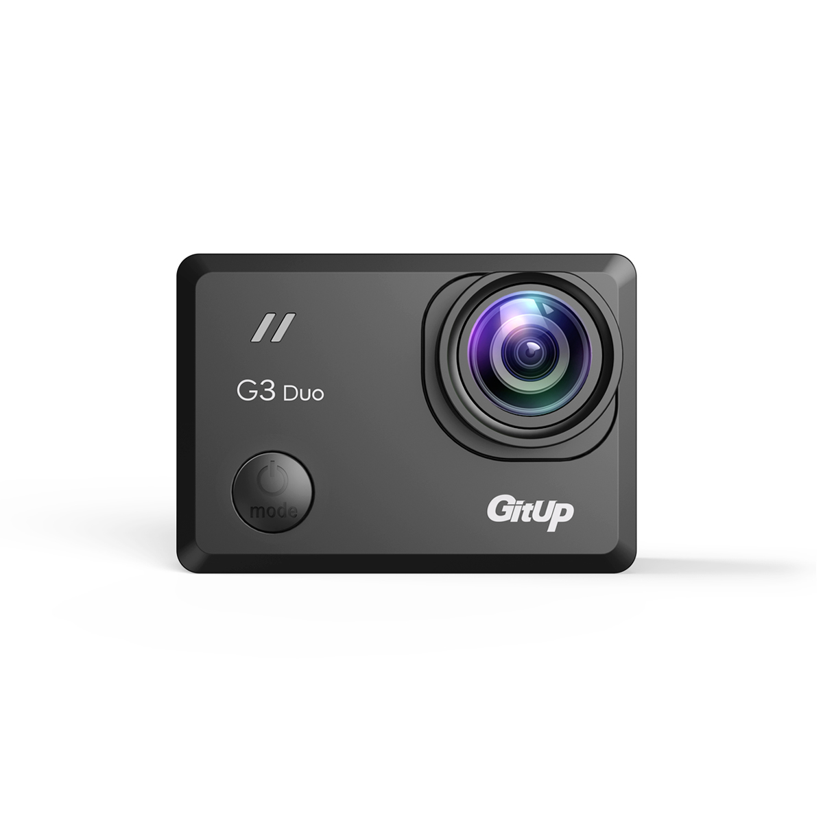 2018 New Gitup G3 Duo 2K 12MP 2160P Sport Action Camera 2.0 Touch LCD Screen Gyro 170 Degree Portable Cam Optional GPS Slave gitup gps module slave camera combination for g3 duo camera