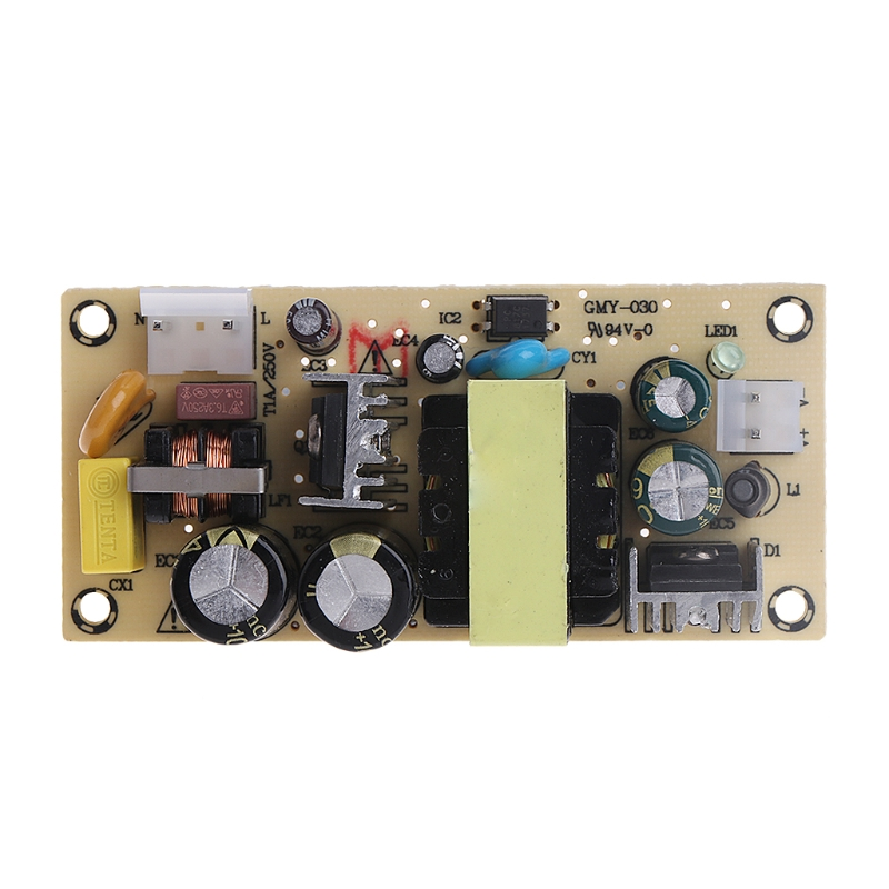 AC-DC 12V 3A 36W Switching Power Supply Module Naked Circuit 220V To 12V Board 20v 1 2a power module 220v to 20v acdc direct switching power supply isolation can be customized
