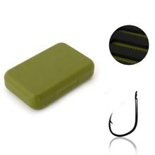 1Pc Waterproof Plastic Storage Case Box Fly Fishing Lure Hook Bait Tackle Box